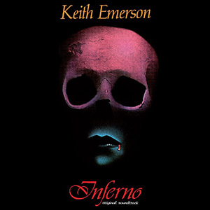 KEITH EMERSON – Inferno (Limited edition 2016) – AMS Records